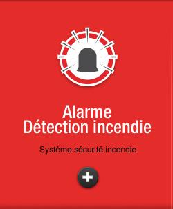 Alarme - Détection incendie