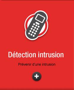 Détection intrusion